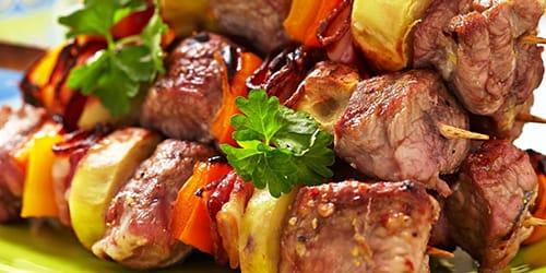 жареное мясо во сне