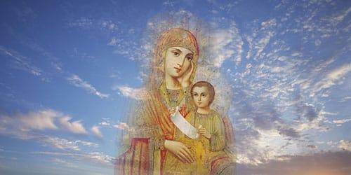 к чему снится божья матерь