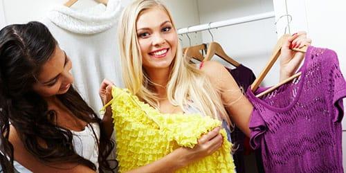 покупать красивое платье