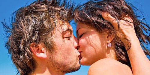 поцелуй с бывшей девушкой
