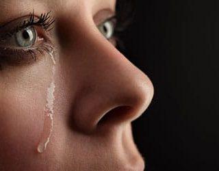 Покойник плачет
