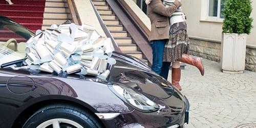 покупка дорогой машины