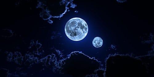 к чему снится полная луна