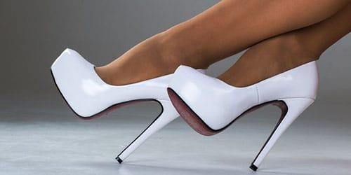 потерять свадебные туфли