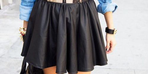 примерять юбку во сне