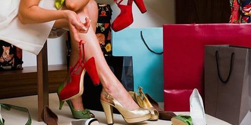 примерять обувь во сне
