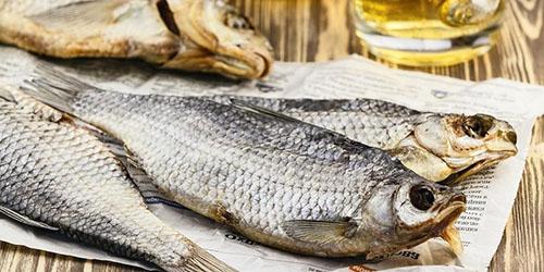 приснилась вяленая рыба мужчине