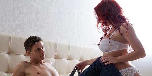 секс с бывшей женой
