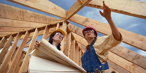к чему снится строительство дома