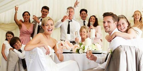 к чему снится свадьба друга