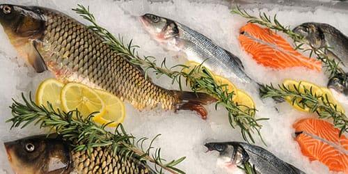 покупать сырую рыбу