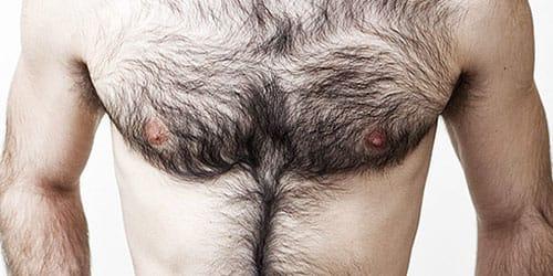 Волосы на теле во сне