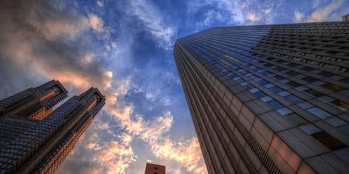 высокое здание во сне