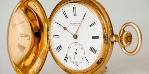 получить в подарок золотые часы
