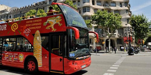 экскурсия на автобусе