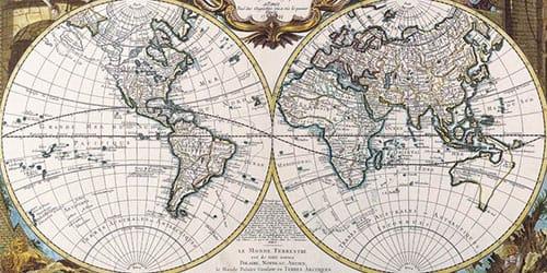 к чему снится видеть географическую карту