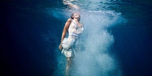 нырять на глубину