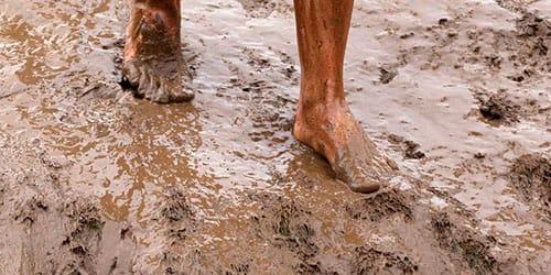 к чему снятся грязные ноги