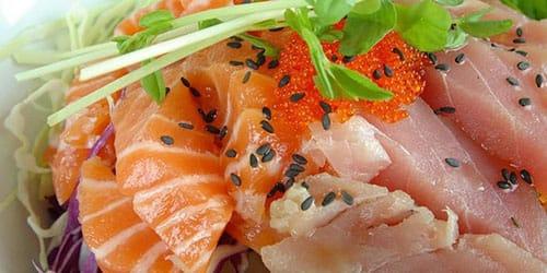 кушать красную рыбу