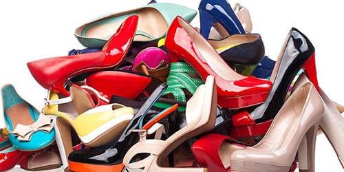 к чему снится много обуви