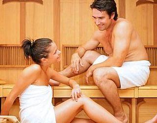 Мыться в бане