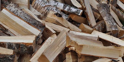 опилки от дров