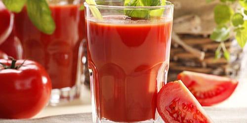 пить томатный сок