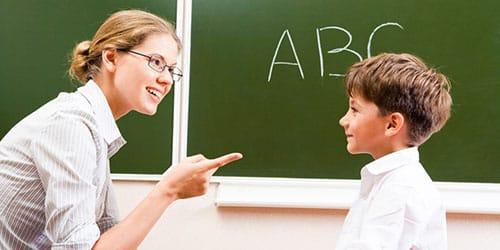 школьный преподаватель