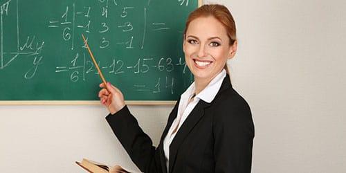 любимый преподаватель