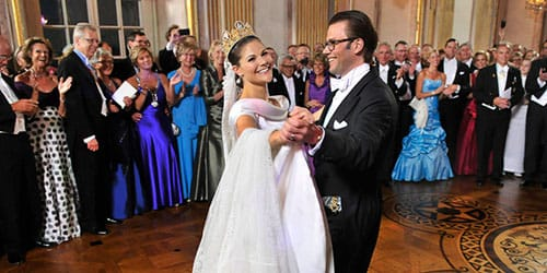 танцевать с принцессой