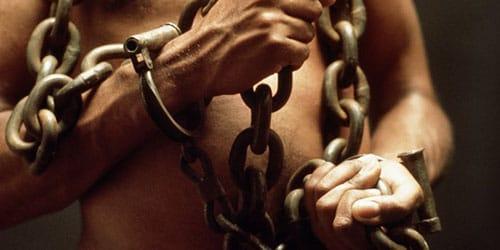 попасть в рабство