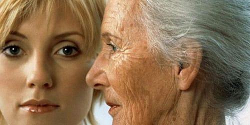 немощная старость