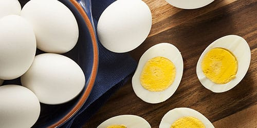 вареные яйца во сне