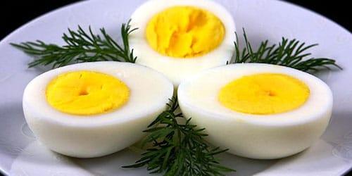 вареные яйца вкрутую