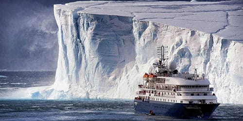 к чему снится айсберг