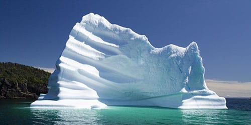 ледяная глыба