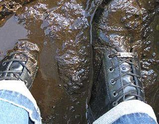 Видеть во сне грязь под ногами