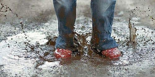 к чему снится грязь и лужи под ногами