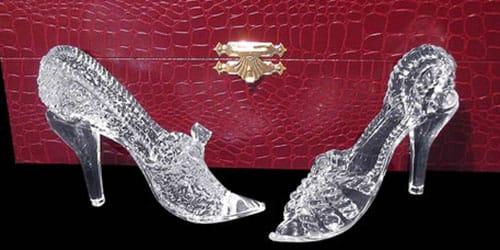 хрустальные туфли