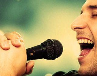 Известный певец