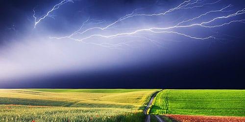 гром и молния