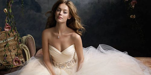 кремовый цвет платья