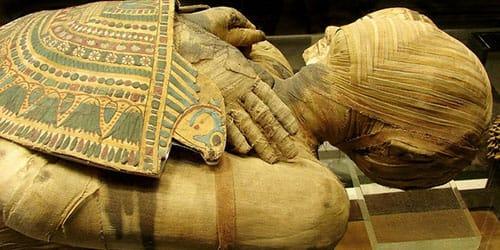 видеть мумию во сне