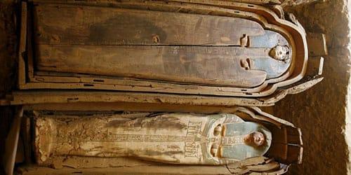 мумия человека