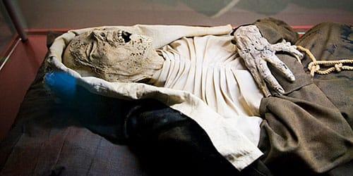 к чему снится мумия
