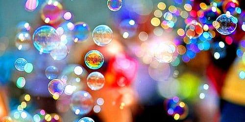 Мыльные пузыри по соннику