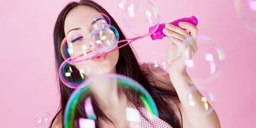к чему снятся мыльные пузыри