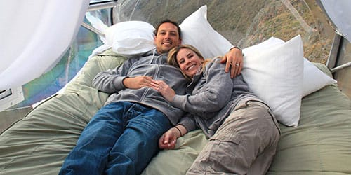 спать в палатке во сне