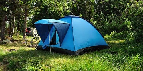 к чему снится палатка