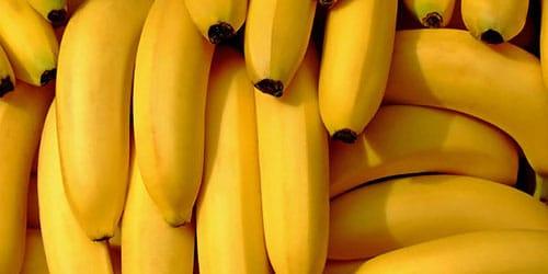 покупать спелые бананы